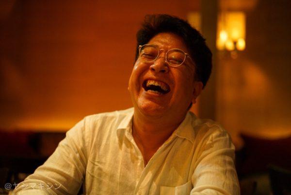 フードページ代表取締役 濱中ノブオ康大